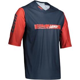 Leatt DBX 3.0 Jersey Men, onyx